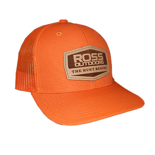 Ross Outdoors BLAZE Snapback