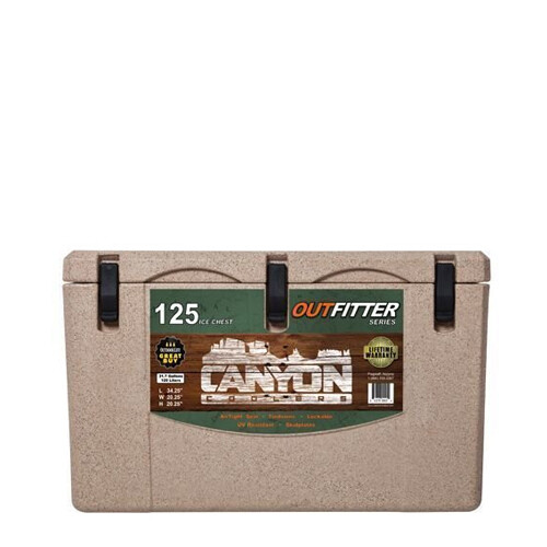 Canyon Cooler Outfitter 125 Sandstone