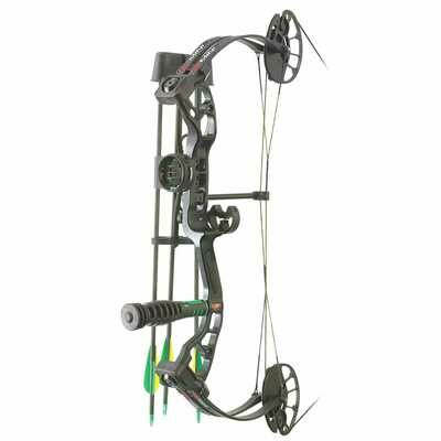 PSE Mini Burner Bow Package