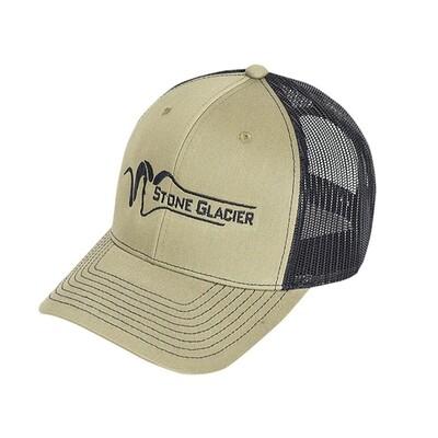 Stone Glacier Classic Trucker Green/Black