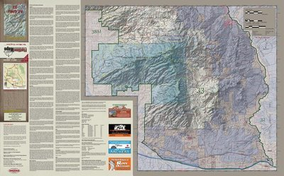Flatline Maps Arizona Hunt Unit 33