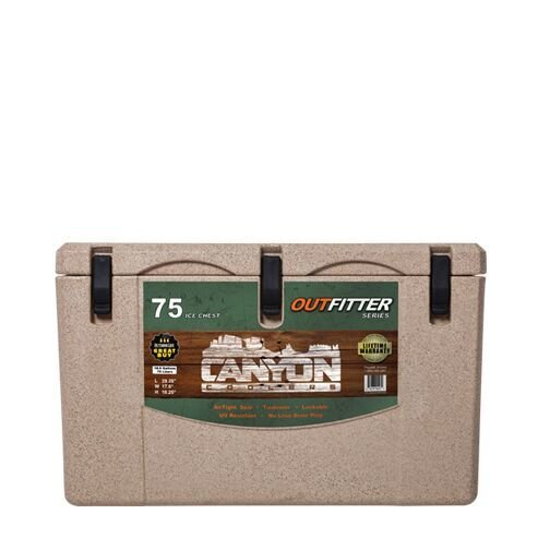 Canyon Cooler Outfitter 75 Sandstone 2668
