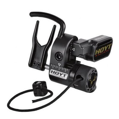 QAD Hoyt UltraRest Black