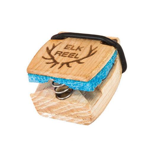 """Reel Game Call's Elk Reel """"Hardwood"""" 00191"""