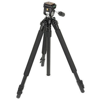 Slik Pro 330EZ Tripod with 2-Way Pan Head