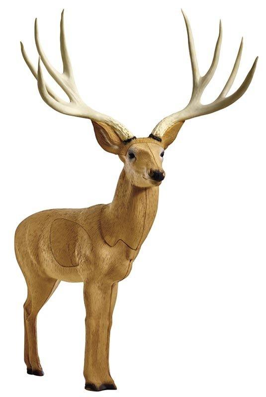 Rinehart Woodland Booner Mule Deer 34144