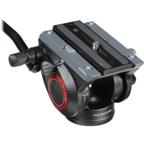 Manfrotto MVH500AH Fluid Video Head 34175
