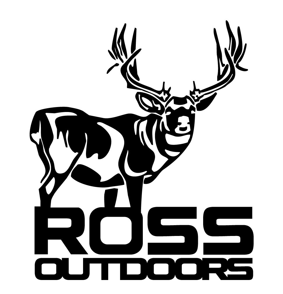 Ross Outdoors Deer Decal