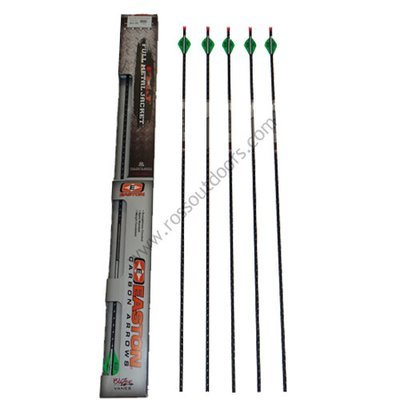 Easton Full Metal Jacket 5mm 6 Pack Arrows