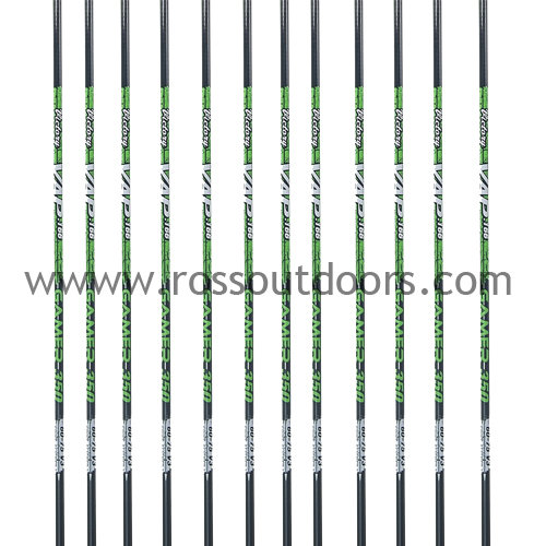 Victory Vap Gamer Arrow Shafts 34452