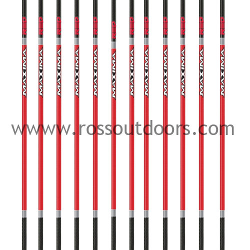 Carbon Express Maxima Red Arrow Shafts 34453