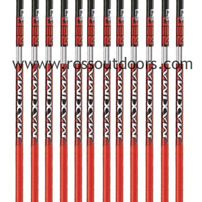 Carbon Express Maxima Red SD Arrow Shafts