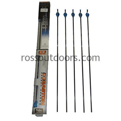 Easton Carbon Inejxion 4mm 6 Pack Arrows