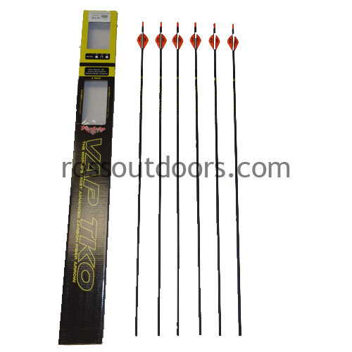 Victory VAP TKO Elite 6 Pack Arrows 34463