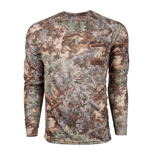 King's Hunter Series Long Sleeve Shirt Desert Shadow 34467