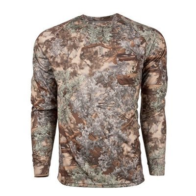 King's Hunter Series Long Sleeve Shirt Desert Shadow