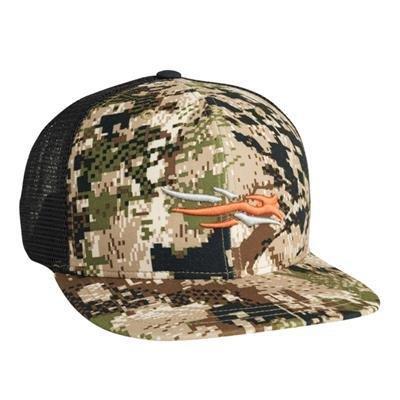 Sitka Trucker Hat Optifade Subalpine