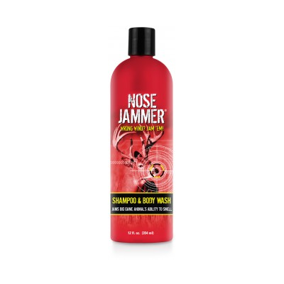 Nose Jammer 12 oz. Shampoo & Body Wash