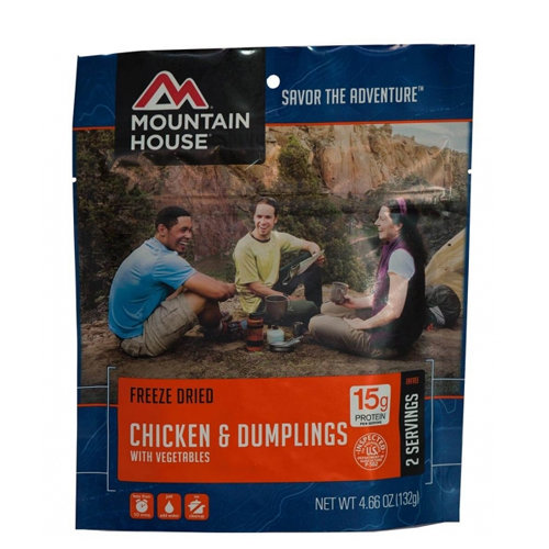 Mountain House Chicken & Dumplings