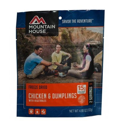 Mountain House Chicken & Dumplings