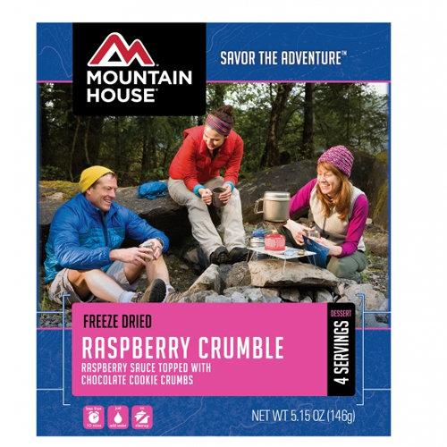 Mountain House Rasberry Crumble 34603