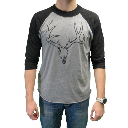 Ross Outdoors Euro Muley 3/4 Sleeve Tee 34684