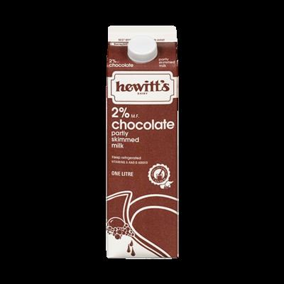 Hewitt's Milk Chocolate