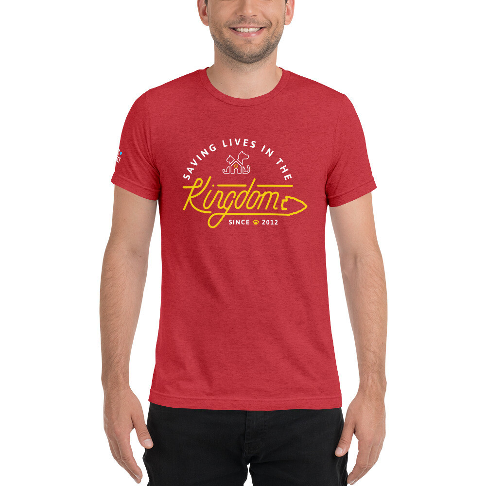 Saving Lives in the Kingdom Shirt