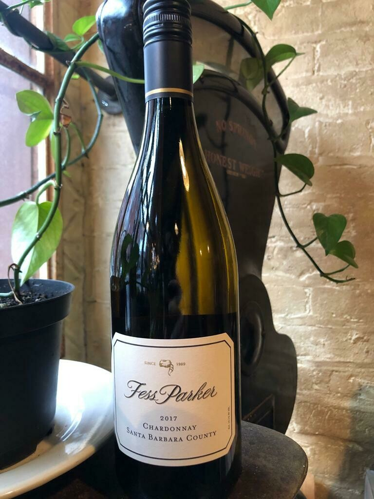 Fess Parker Chardonnay