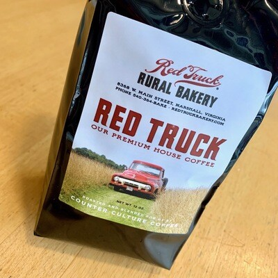 Coffee / Red Truck Premium ground