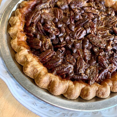 Pie /  Kentucky bourbon pecan