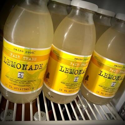 Maine Root lemonade
