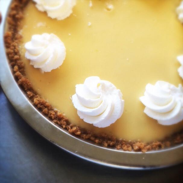 Pie / Key lime