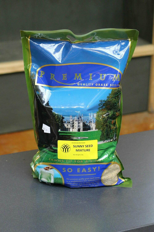 5lb Premium Grass Seed