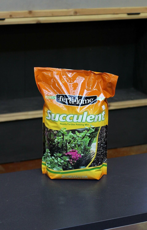 25lb Ferti-lome Succulent Potting Mix