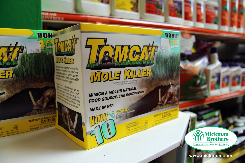 Tom Cat Mole Killer + Bonus Pack