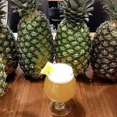 Pineapple Hefe (64oz)