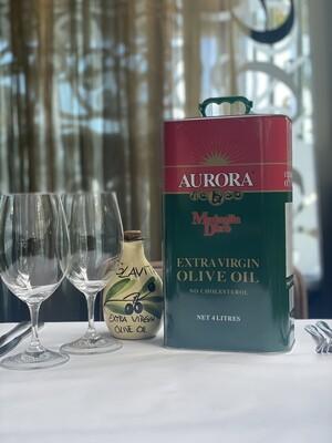 Aurora - Extra Virgin Olive Oil 4L