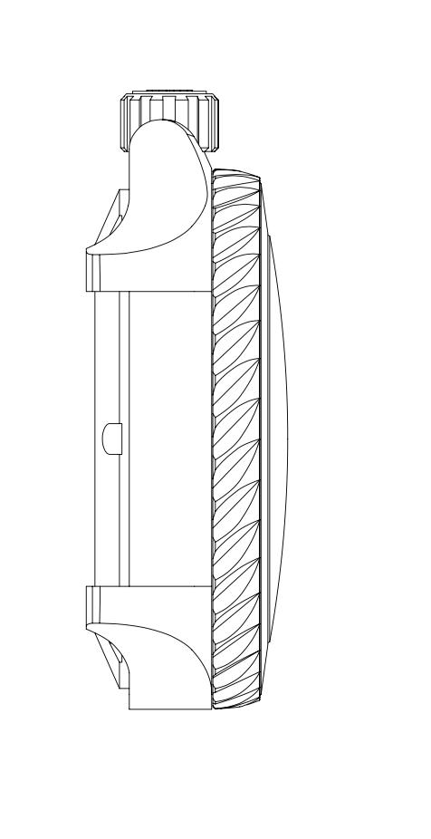 Borealis Seafarer II Stainless Steel Black Orange BGW9 Sapphire Turbine Style Grip Bezel 4000m Miyota 9015 Automatic Diver Watch