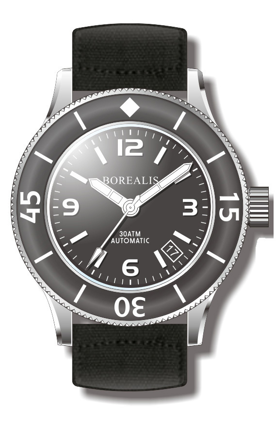 Borealis Sea Storm Version C1 Date BGW9 Lume