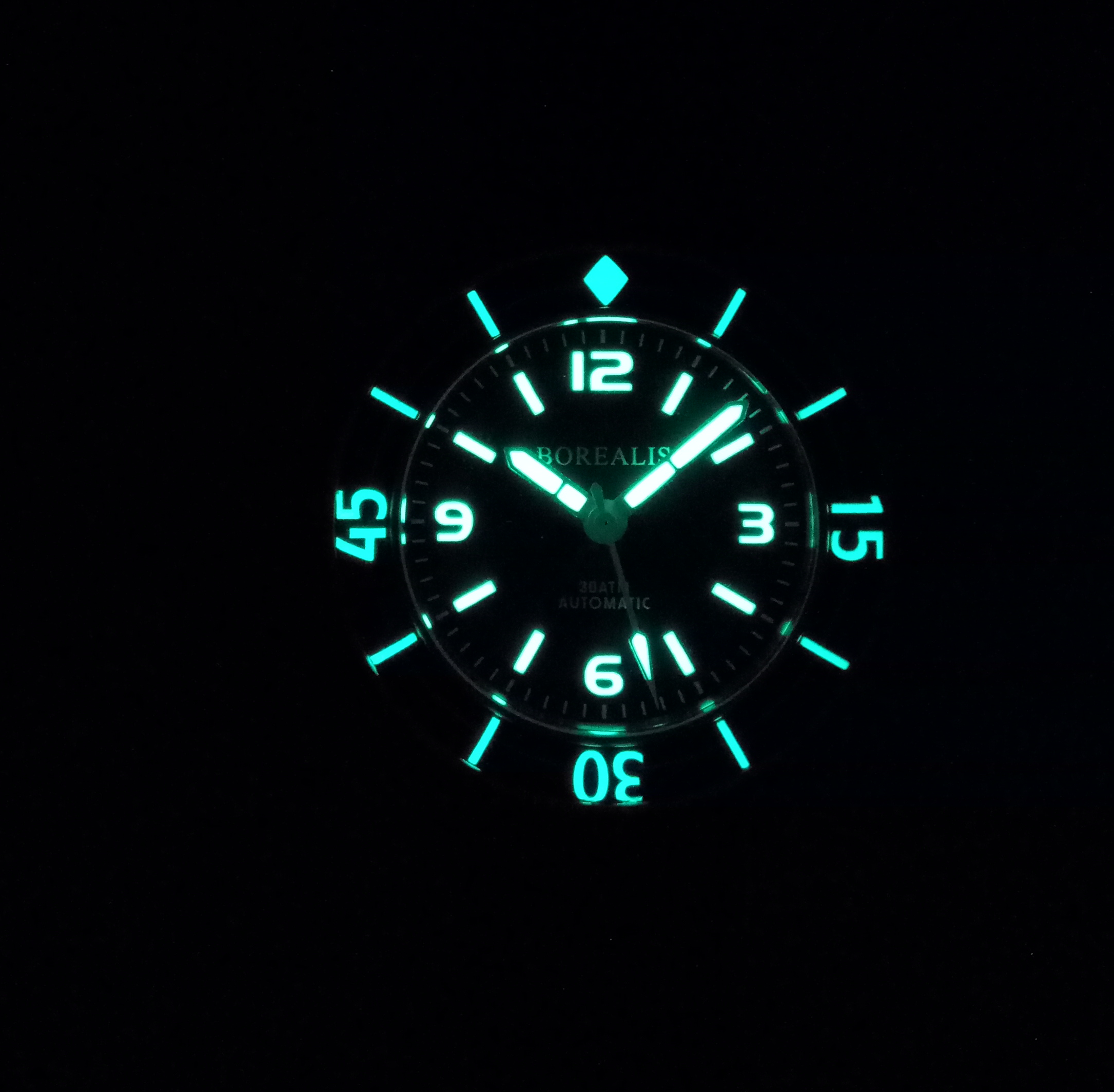 Borealis Sea Storm Version C1 Date C3 X1 Lume
