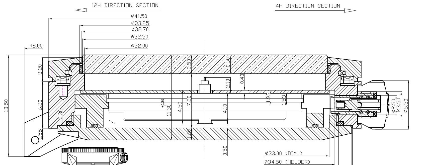 Borealis Portus Cale technical design