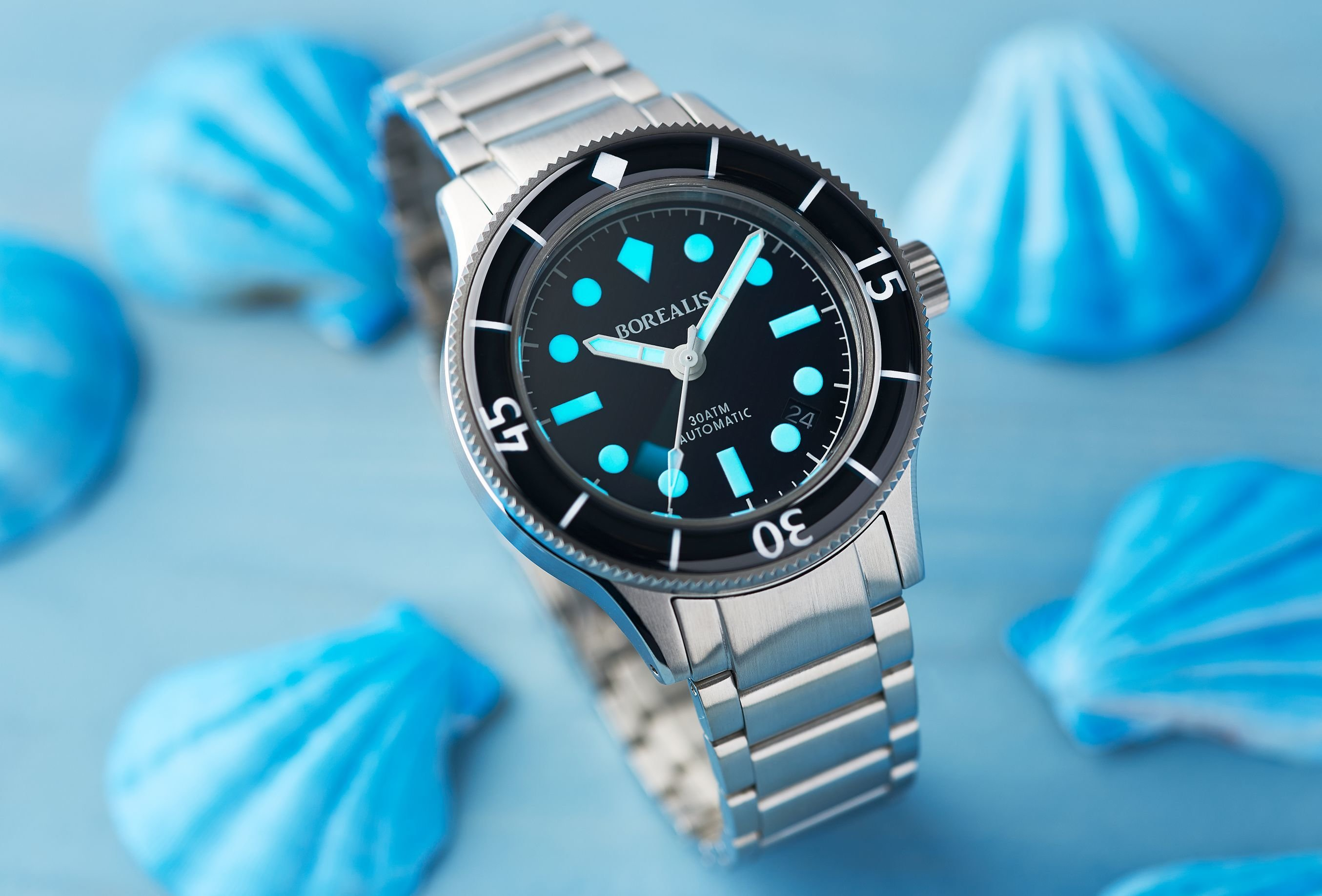 Pre-Order Borealis Sea Storm V2 Version A.A1 Date BGW9 Lume