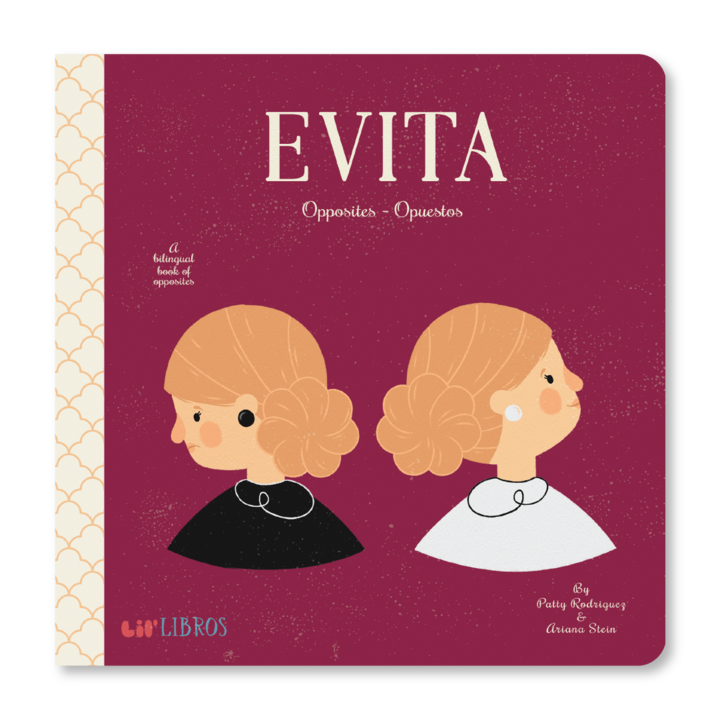Evita board book