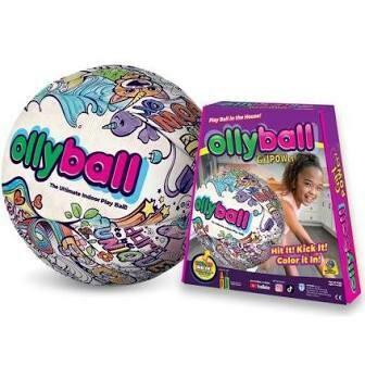 Ollyball Girl POWer!