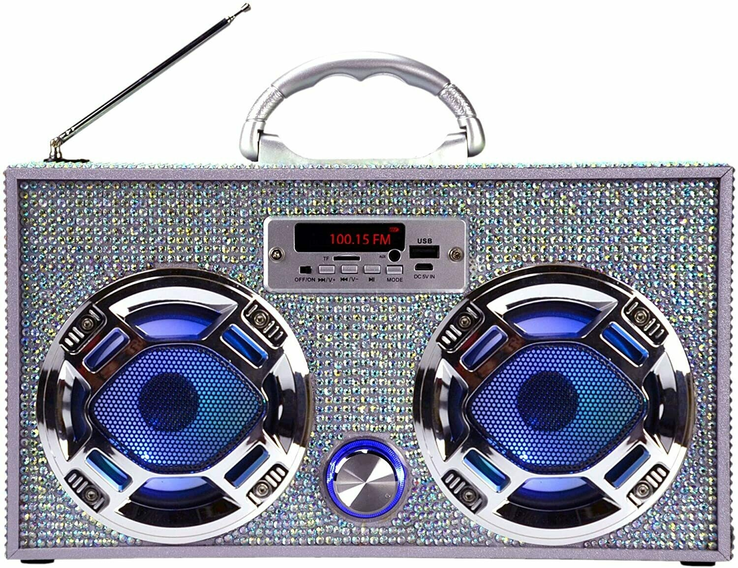 Boom Box - LED bling