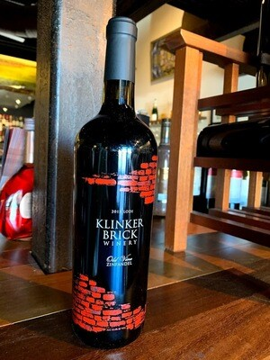Klinker Brick Winery Old Vine Zinfandel