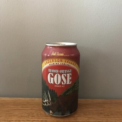 Anderson Valley Blood Orange Gose 4.2% (4 Pack)