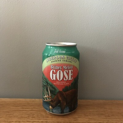 Anderson Valley Briney Melon Gose 4.2% (4 Pack)