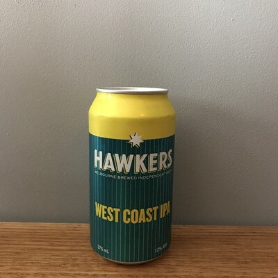 Hawkers West Coast IPA 7.2% (4 Pack)